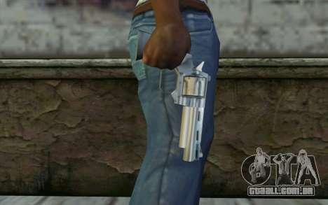 Pistol from GTA Vice City para GTA San Andreas terceira tela