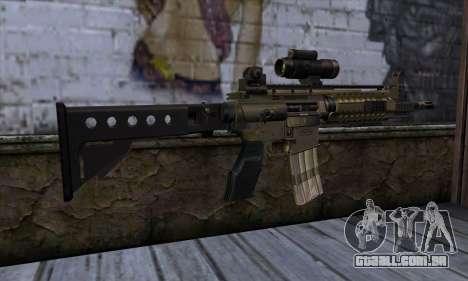 LR300 v2 para GTA San Andreas segunda tela