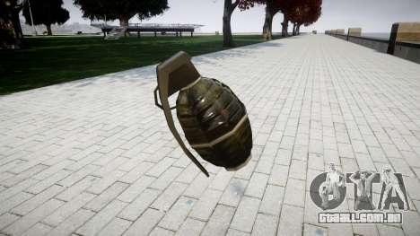 Romã HD para GTA 4 segundo screenshot
