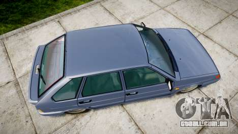 VAZ-2114, Lada Samara 2014 para GTA 4 vista direita