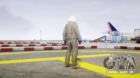 Piloto de combate para GTA 4 terceira tela