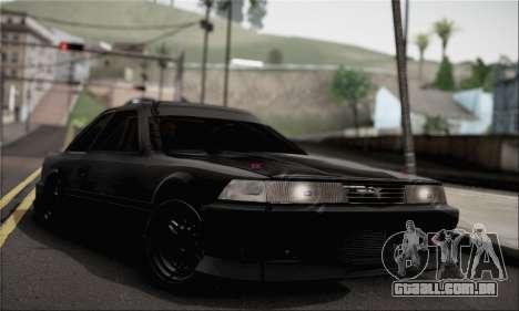 Toyota Soarer GZ20 para GTA San Andreas