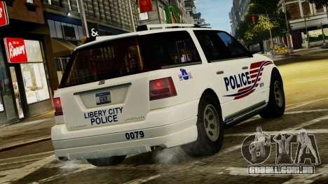 Dundreary Landstalker [ELS] para GTA 4 esquerda vista