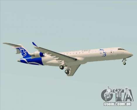 Embraer CRJ-700 China Express Airlines (CEA) para GTA San Andreas vista direita