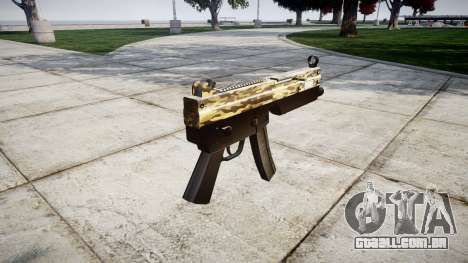 Submetralhadora MP5 Deserto para GTA 4 segundo screenshot
