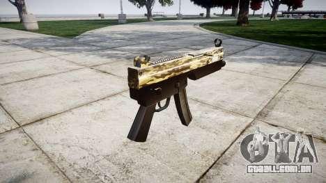 Submetralhadora MP5 Deserto para GTA 4 segundo screenshot