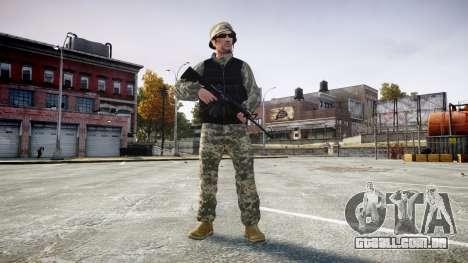 Medal of Honor LTD Camo1 para GTA 4