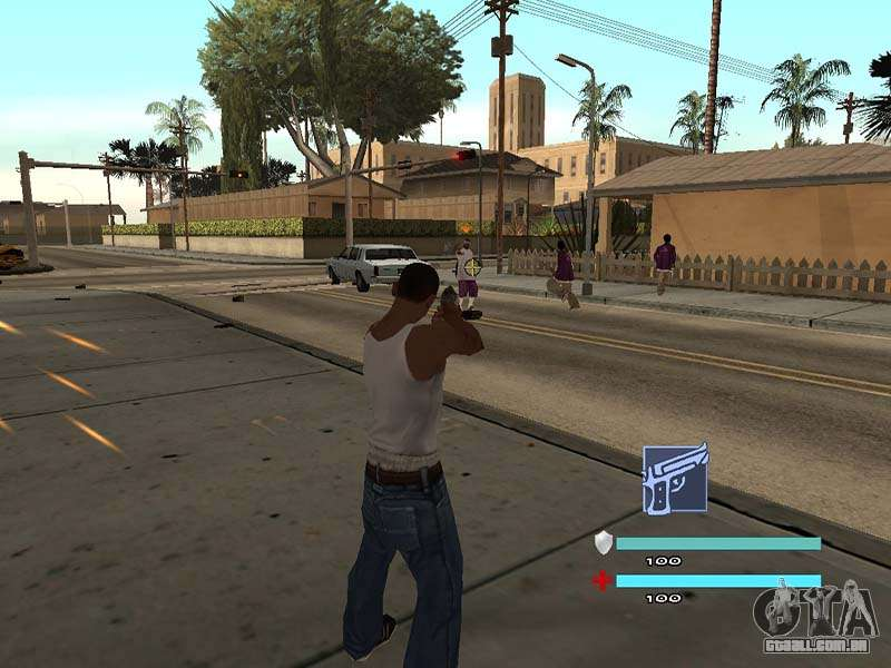 Gta San Andreas Ps2 Gameplay Senhas Para o Gta San Andreas