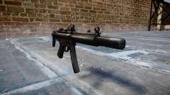 Arma MP5SD DRS CS b-alvo