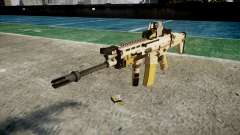 Máquina FN SCAR-L Mc 16 de destino icon1