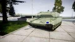Leopard 2A7 EU Green