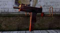 Micro-Uzi v2 Rusty-sangrento