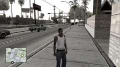 Winter Colormod para GTA San Andreas
