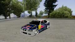 BMW E36 Red Bull para GTA San Andreas