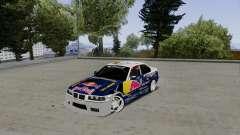 BMW E36 Red Bull