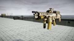 Máquina FN SCAR-L Mc 16 de destino icon3