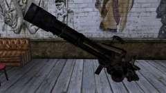 Gun Volcano v1 para GTA San Andreas