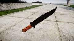 Luta de faca Ka-Bar