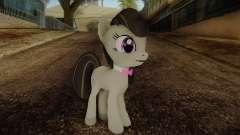 Octavia from My Little Pony para GTA San Andreas