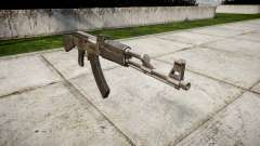 A AK-47 Cinza para GTA 4