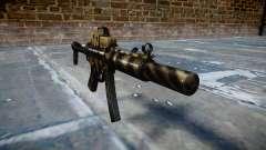 Arma MP5SD EOTHS FS c-alvo
