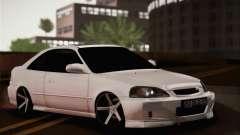 Honda Civic E купе para GTA San Andreas