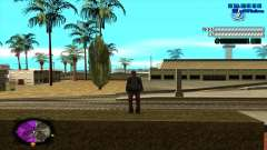 C-HUD Respect para GTA San Andreas