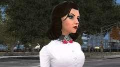 Elizabeth, de Bioshock Infinite: o Enterro No Ma