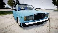 VAZ-2107 melhor modelo