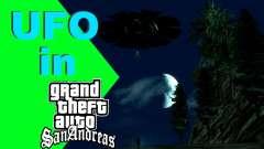 UFO sobre San Andreas