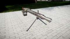 Alemão MG3 metralhadora icon3