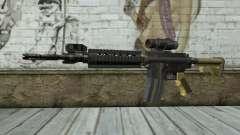 M4 MGS Iron Sight v2