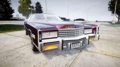 Cadillac Eldorado 1978 para GTA 4