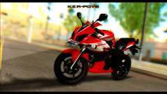 Honda All New CBR150R para GTA San Andreas