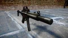 Arma MP5SD EOTHS FS b-alvo