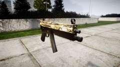 Submetralhadora MP5 Deserto