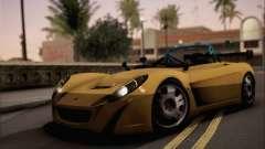 Lotus 2 Eleven (211) para GTA San Andreas