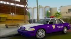 Ford Crown Victoria 1999 Walking Dead para GTA San Andreas