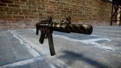 Arma MP5SD DRS CS c-alvo