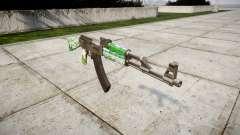 A AK-47 de Gado