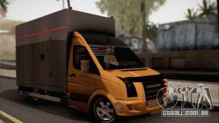 Volkswagen Crafter para GTA San Andreas