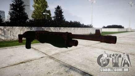 Espingarda Franchi SPAS-12 para GTA 4