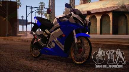 Yamaha R15 Modif para GTA San Andreas