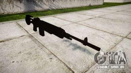 Rifle automático Mc 14 para GTA 4