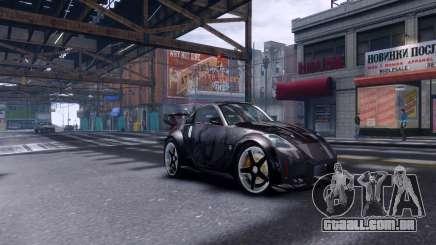 Nissan 350Z Tokyo Drift para GTA 4