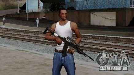 Heavy Sniper Rifle from GTA V para GTA San Andreas