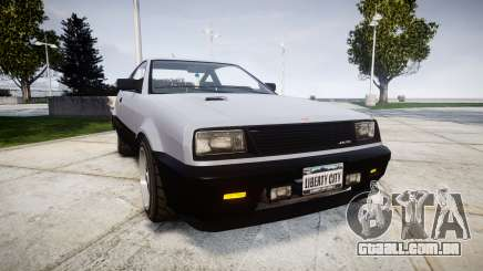 Dinka Blista Compact Sport para GTA 4