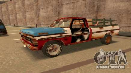 Ford PickUp Rusted para GTA San Andreas