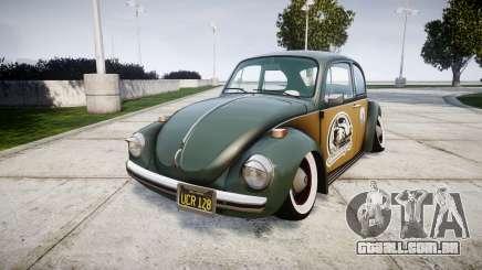 Volkswagen Beetle para GTA 4