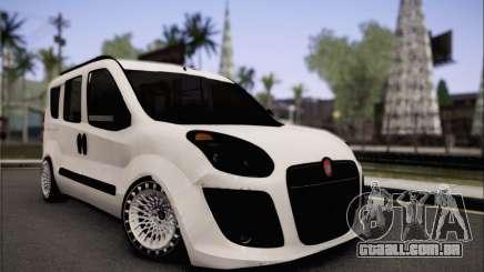 Fiat Doblo 2010 Edit para GTA San Andreas